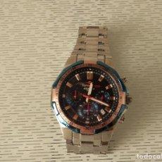 Relojes - Casio: RELOJ EDIFICE TORO ROJO VALOR EN TIENDA 225 EUROS. Lote 98936739