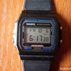 Relojes - Casio: RELOJ CASIO W-720 W720 FUNCIONANDO. Lote 133515313