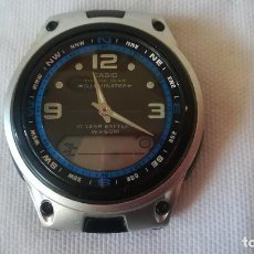 Relojes - Casio: 45-RELOJ CASIO FISHING GEAR. Lote 99869231