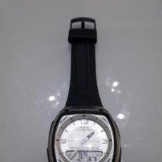 Relojes - Casio: RELOJ CASIO ILLUMINATOR MODELO 2747 AW-81 LED BUEN ESTADO VER FOTOS. Lote 100257427