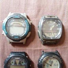 Relojes - Casio: LOTE RELOJES CASIO . Lote 100430695
