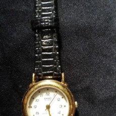Relojes - Casio: RELOJ CASIO DURADO DE MUJERES. Lote 100431499