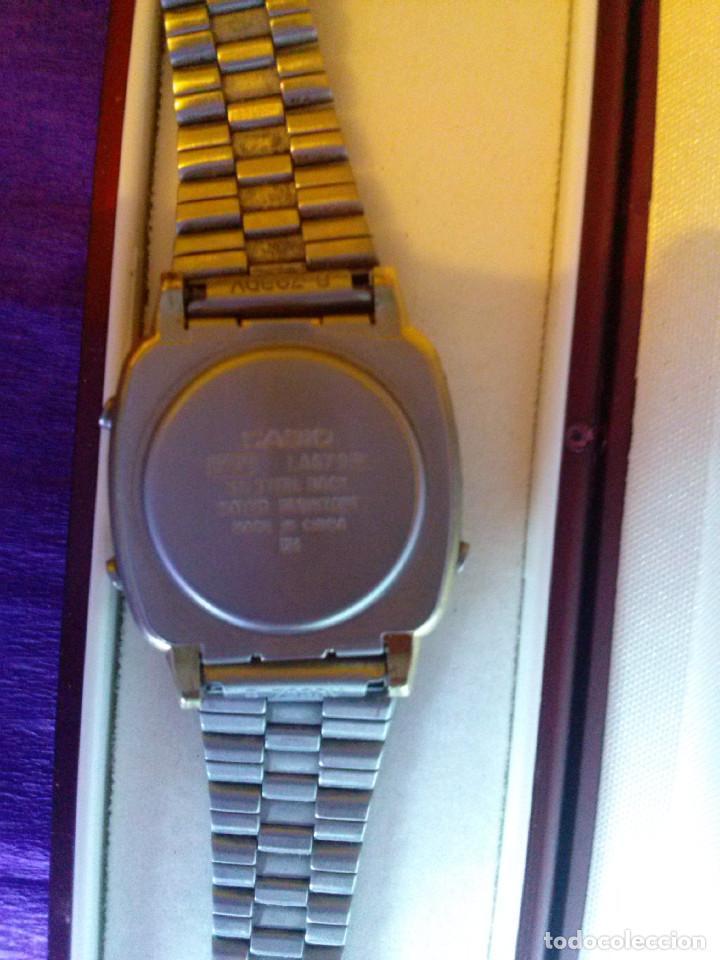 3b27c628039e Reloj casio 3191 (para mujer)...funcionando y e - Vendido en Venta ...
