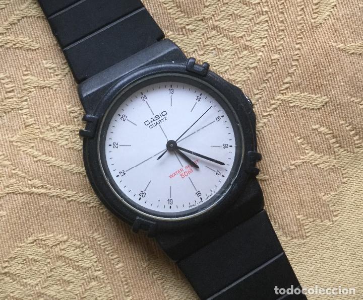 RELOJ VINTAGE CASIO 317 MQ 30W JAPÓN (Relojes - Relojes Actuales - Casio)