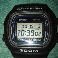 Relojes - Casio: RELOJ CASIO HD DW-310, 300M FUNCIONANDO.. Lote 101570691