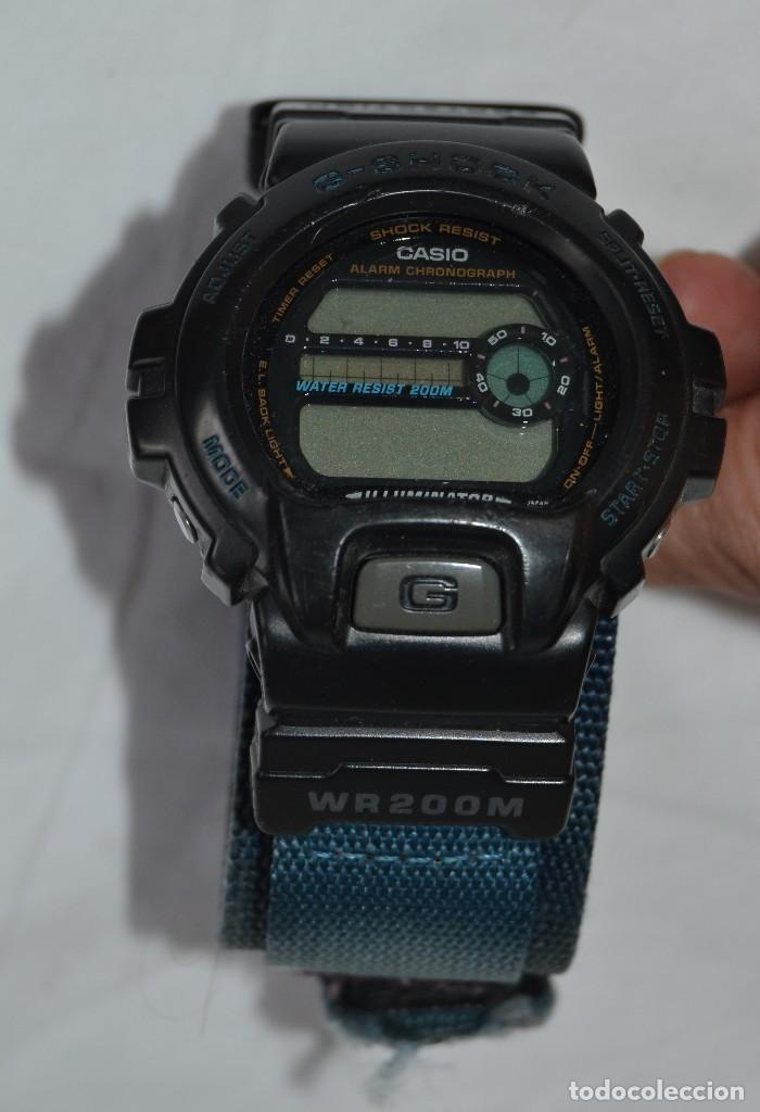 RELOJ CASIO G-SHOCK DW 6900 REFERENCIA 1449 (Relojes - Relojes Actuales - Casio)