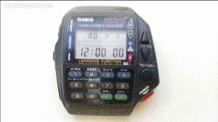 ab618c6eda65 8 fotos ANTIGUO RELOJ CASIO 1174 CMD-40 MANDO A DISTANCIA (Relojes - Relojes  Actuales ...