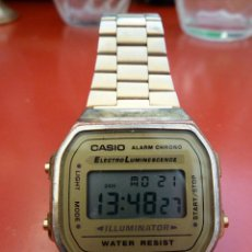 Relojes - Casio: RELOJ DE PULSERA - CASIO - ELECTRO LUMINESCENCE - MODELO 3298. Lote 104060075