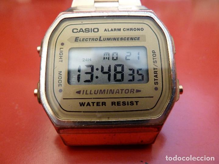 767c83d90f58 Relojes - Casio  RELOJ DE PULSERA - CASIO - ELECTRO LUMINESCENCE - MODELO  3298 -