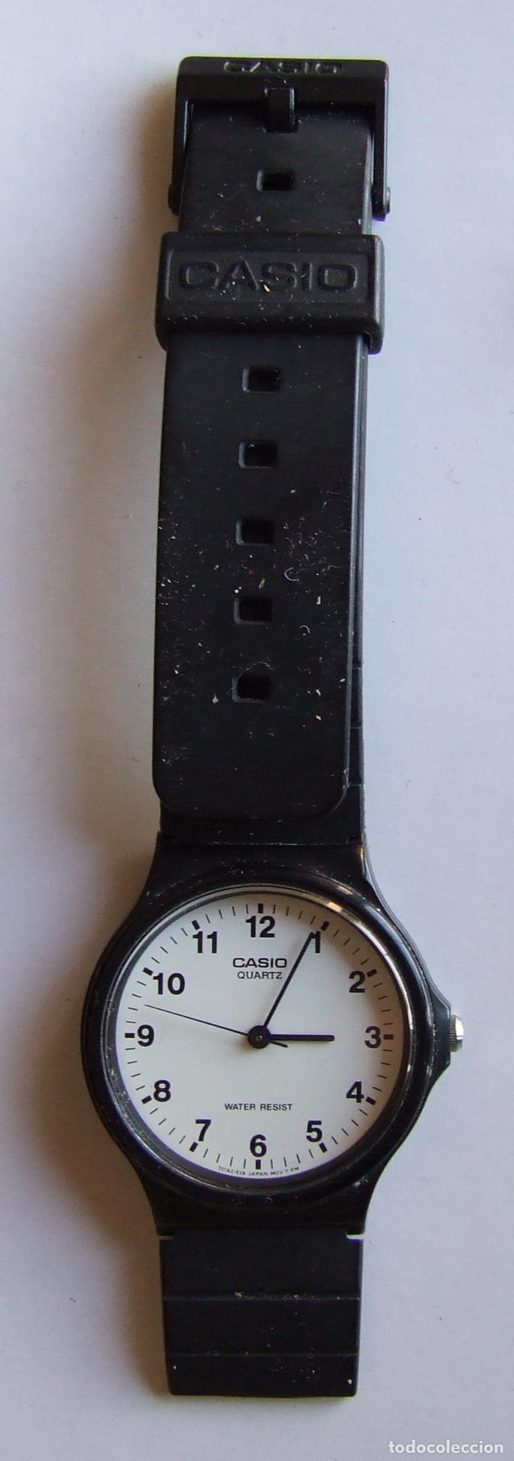 c01204d39 ... reloj casio quartz correa rota water resistant 1330 mq 24 relojes  relojes actuales ...