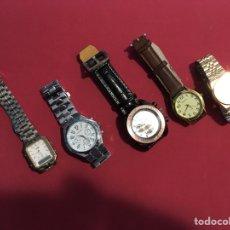 Relojes - Casio: LOTE (5) RELOJES CABALLERO. Lote 104777263