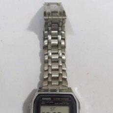 Relojes - Casio: RELOJ DIGITAL CASIO CON CRONÓMETRO Y ALARMA. Lote 104801207