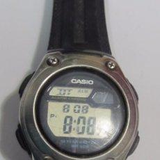 Relojes - Casio: RELOJ DIGITAL CASIO DE CUARZO. Lote 105350303