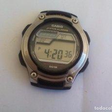 Relojes - Casio: RELOJ DIGITAL CASIO W-212H. 3149. FIVE ALARMS.. Lote 105945131