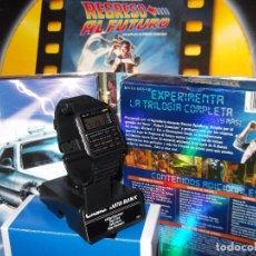 Relojes - Casio: REGRESO AL FUTURO RELOJ CASIO CALCULADORA EL MISMO DE LA PELICULA MCFLY ENVIO GRATIS. Lote 112393974