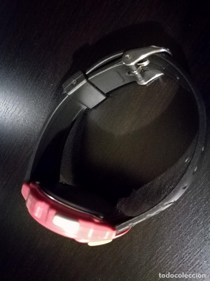 Relojes - Casio: reloj Casio modelo LJC-10 módulo 1005 rojo jogging - Foto 3 - 251465675