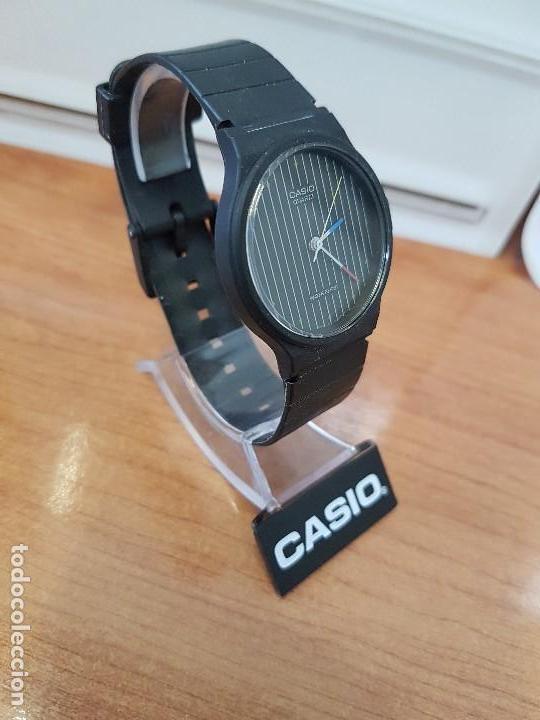 b227f5e49427 Relojes - Casio  Reloj unisex cuarzo CASIO con correa de goma silicona  original sin uso