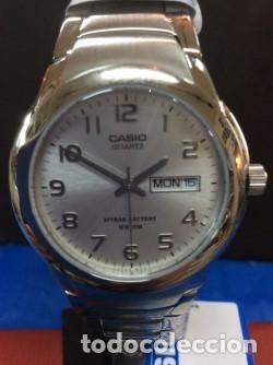 db09048e7513 reloj casio mtp 1229 d 7a - bateria de 10 años - Comprar Relojes ...
