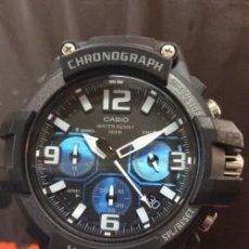Relojes - Casio: RELOJ CASIO MCW 100 H 1A ¡ CHRONOGRAPH ! ¡¡ NUEVO !!. Lote 110000303