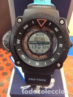 357cac06f793 reloj casio cpw 220 ¡ brujula ! vintage ¡¡ nuev - Buy Casio Watches ...