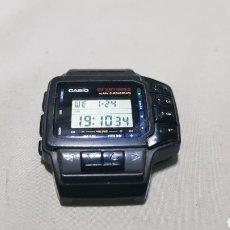 Relojes - Casio: RELOJ CASIO WRIST REMOTE CONTROLLER 1028 . CMD - 10 . MANDO A DISTANCIA. TV. Lote 189538711