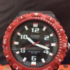 Relojes - Casio: RELOJ CARIO MRW S 300 H ¡¡¡ SOLAR !!! ¡ NUEVO !. Lote 110735411