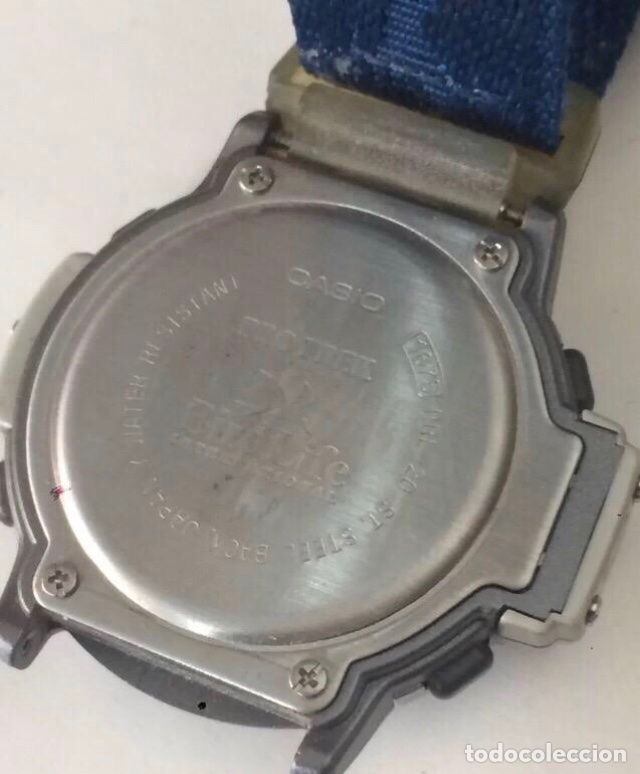 Relojes - Casio: Reloj CASIO PRL-20 ALTI-THERMO TWIN SENSOR funciona perfectamente - Foto 3 - 111064192