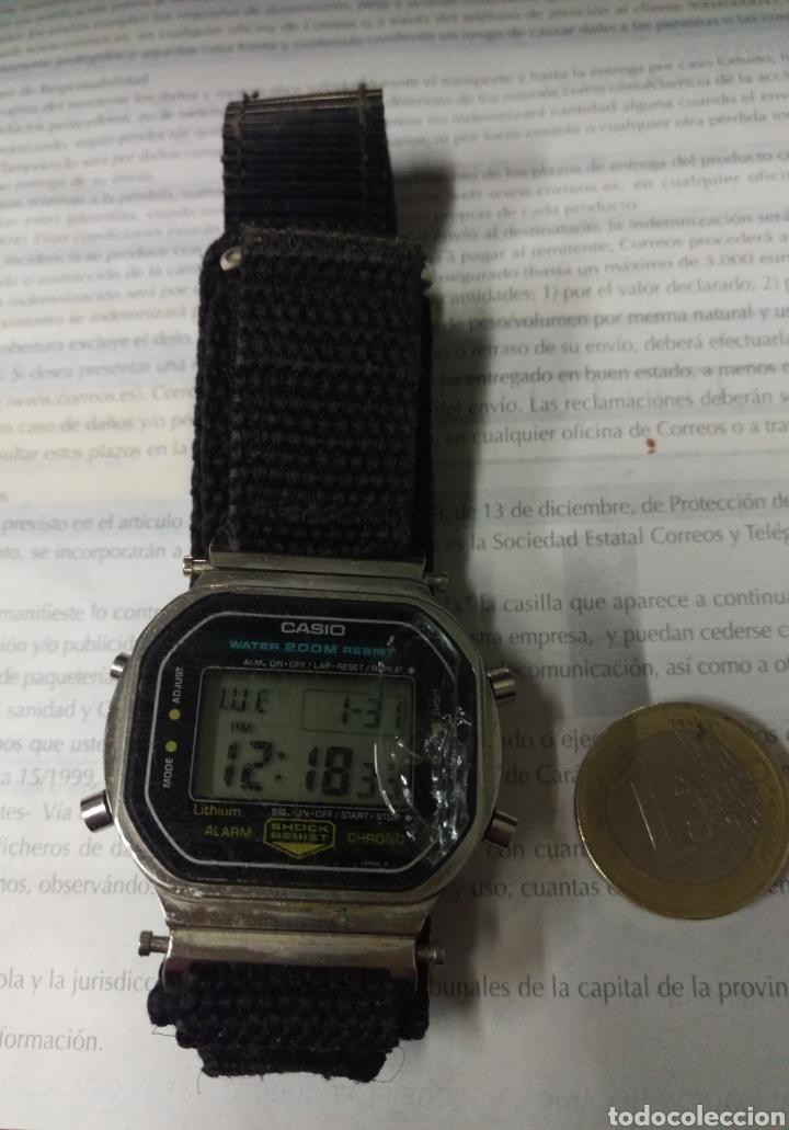 Relojes - Casio: reloj casio vintage funcionando - Foto 2 - 115464262