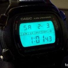 Relojes - Casio: RELOJ CASIO W-740. Lote 111632539