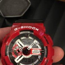 Relojes - Casio: CASIO G-SOCK. Lote 113022426