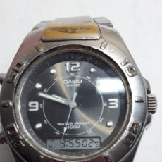 Relojes - Casio: RELOJ CASIO EDIFICE EFA 108 ANALOGICO-DIGITAL. Lote 113962714