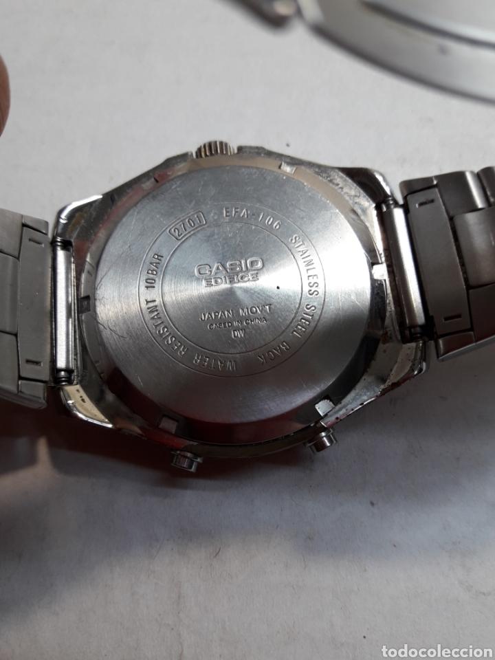 Relojes - Casio: Reloj Casio Edifice EFA 108 analogico-Digital - Foto 2 - 113962714