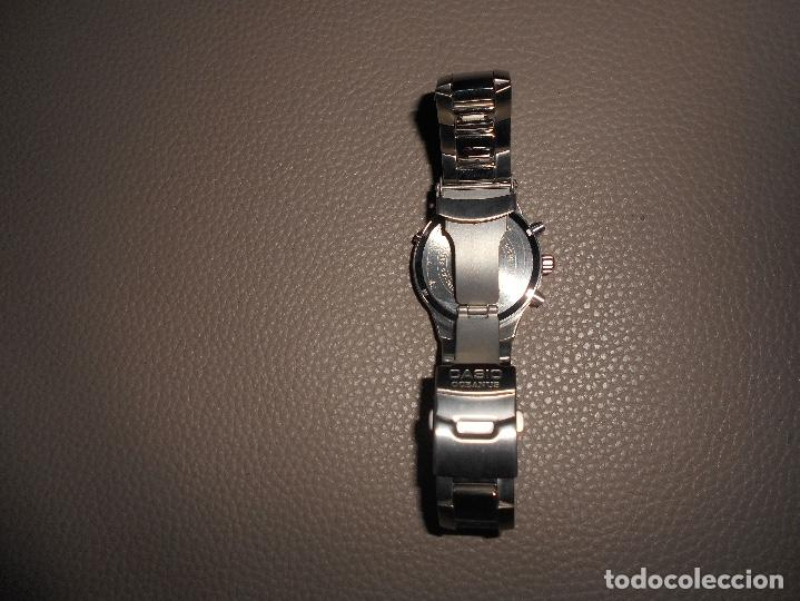 Relojes - Casio: RELOJ ACERO CUARZO 2714 Casio Oceanus OC 501 ACERO 10 BAR. JAPON JAPAN CRONO ALARMA - Foto 9 - 134559913