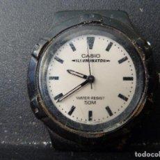 Relojes - Casio: RELOJ DE PULSERA CASIO ILLUMINATOR. Lote 114386211