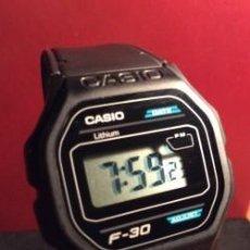 Relojes - Casio: ¡¡¡¡¡ OPORTUNIDAD !!!!! - ¡¡¡ CASIO F 30 !!! - ¡¡¡ AÑO 1993 !!! - ¡¡¡¡NUEVO!!!!. Lote 172860539