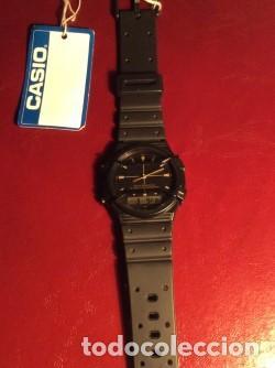 Relojes - Casio: RELOJ CASIO AW 5 CON ¡¡ BARRAS PROTECTORAS !! VINTAGE ¡¡ AÑOS 90 !! - ¡¡¡¡NUEVO!!!! - Foto 7 - 132332939