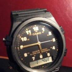 Relojes - Casio: RELOJ CASIO AW 5 CON ¡¡ BARRAS PROTECTORAS !! VINTAGE ¡¡ AÑOS 90 !! - ¡¡¡¡NUEVO!!!!. Lote 114648795