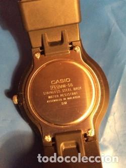 Relojes - Casio: RELOJ CASIO MW 56 ¡¡ SUPER - PRECIO !! VINTAGE ¡¡ AÑOS 90 !! - ¡¡¡¡NUEVO!!!! - Foto 3 - 114730023