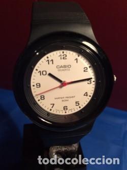 RELOJ CASIO MW 56 ¡¡ SUPER - PRECIO !! VINTAGE ¡¡ AÑOS 90 !! - ¡¡¡¡NUEVO!!!! (Relojes - Relojes Actuales - Casio)