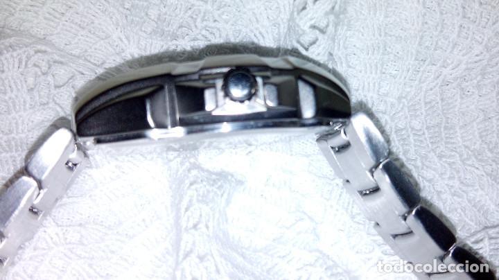 Relojes - Casio: RELOJ CASIO-EDIFICE 2.318 EFA-100 - COMPLET. ACERO CROMADO. FUNCIONANDO. PILA NU. OCTUB 2.018. FOTOS - Foto 10 - 115784843