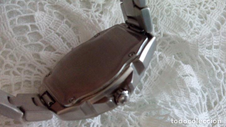 Relojes - Casio: RELOJ CASIO-EDIFICE 2.318 EFA-100 - COMPLET. ACERO CROMADO. FUNCIONANDO. PILA NU. OCTUB 2.018. FOTOS - Foto 14 - 115784843