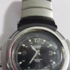Relojes - Casio: RELOJ CASIO EDIFICE DE CUARZO, ANALÓGICO Y DIGITAL. Lote 116536215