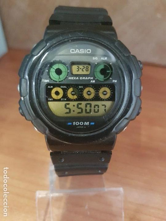 7552961bf09 reloj caballero (vintage) casio retro