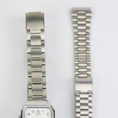 Relojes - Casio: RELOJ DE PULSERA PARA HOMBRE - CASIO QUARTZ 1301 AQ-230 - 2 CORREAS DE ESLABONES DE ACERO. Lote 117517923
