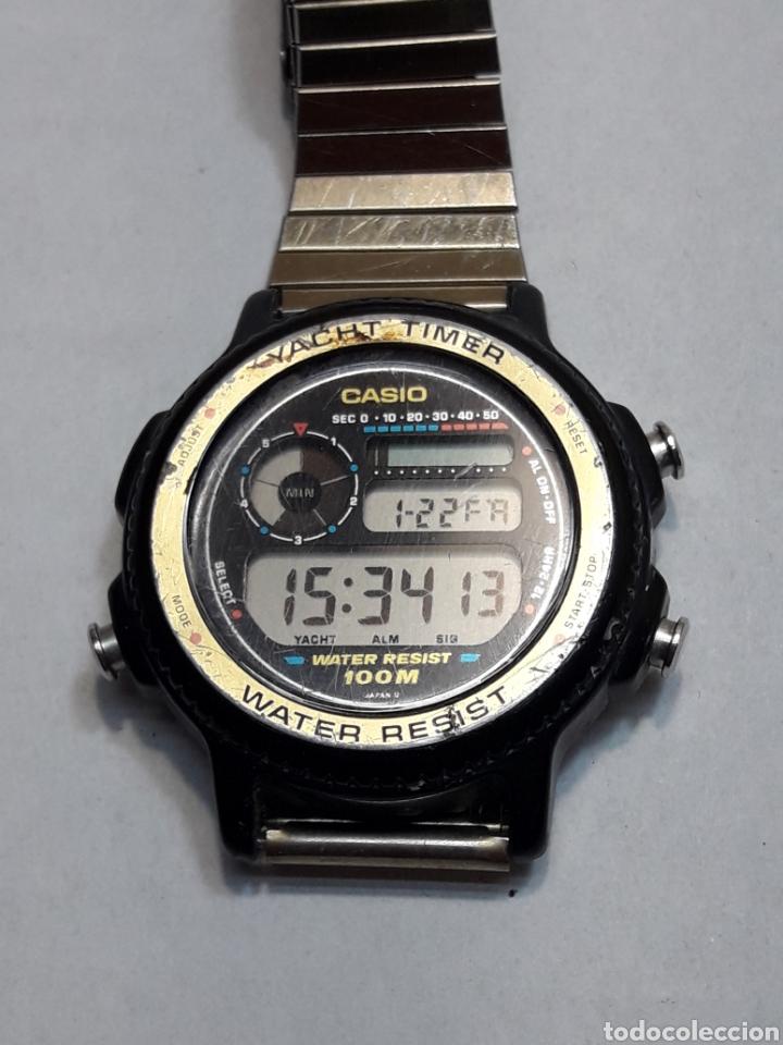 d60c60bcb70b Reloj casio trw-31 totalmente original funcionando escaso - España -  Antiguo reloj casio trw