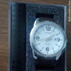 Relojes - Casio: RELOJ NUEVO A ESTRENAR MARCA CASIO EN SU CAJA Y TODO. Lote 118061066