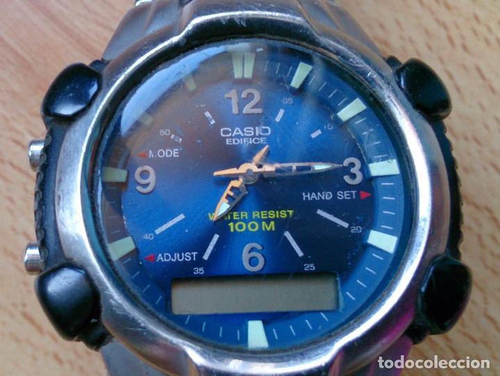 RELOJ CASIO EDIFICE EFA 101 1301 VINTAGE (Relojes - Relojes Actuales - Casio)