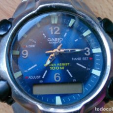 Relojes - Casio: RELOJ CASIO EDIFICE EFA 101 1301 VINTAGE. Lote 118146091