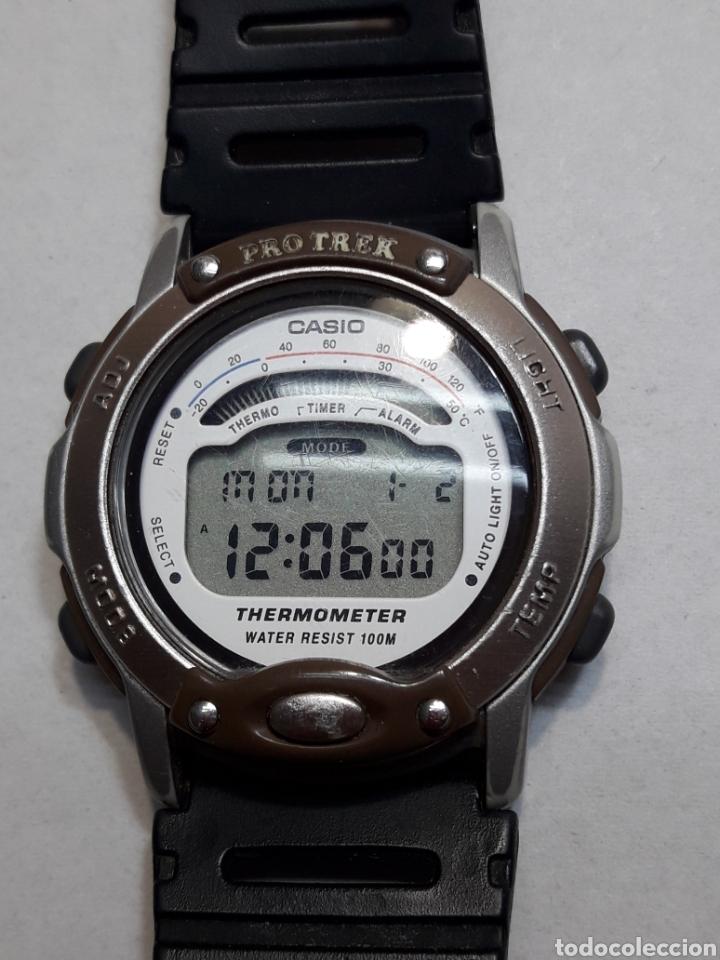 RELOJ CASIO PROTREK LEY ORIGINAL (Relojes - Relojes Actuales - Casio)
