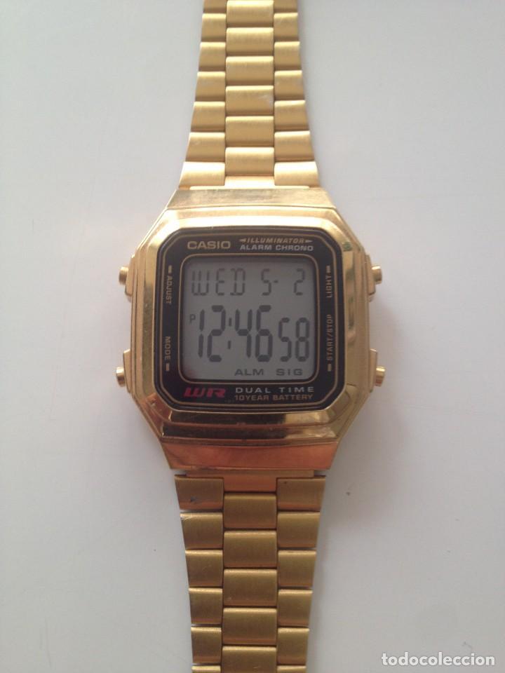 RELOJ CASIO DORADO (Relojes - Relojes Actuales - Casio)